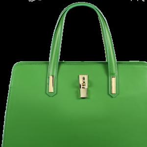 Elegantní kabelky Mirella Verde Chiaro